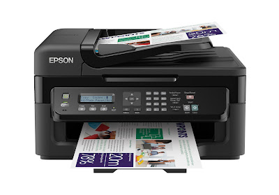 Epson WorkForce WF-2520NF Treiber Drucker Download