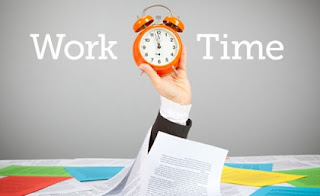 Pembuatan jam kerja