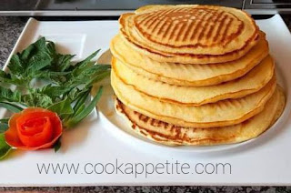 Perfectly Fluffy Pancakes Recipe