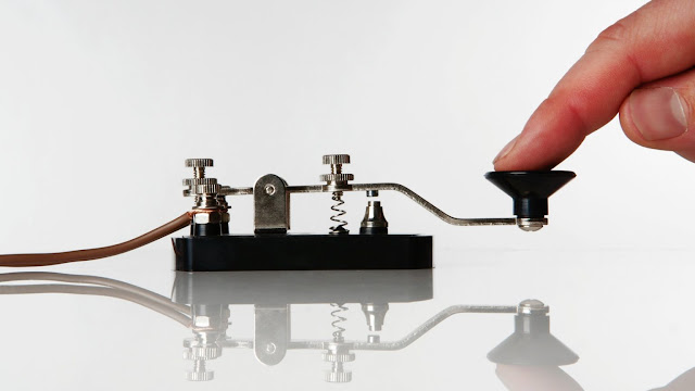 New phishing attack using Morse code