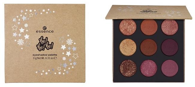 Edición Limitada de Navidad de Essence - Eyeshadow Palette