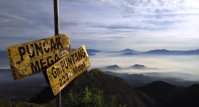 Gambar Gunung Puntang