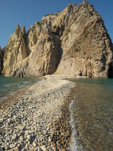 Punta di Mezzogiorno, Palmarola @Valeriaderiso