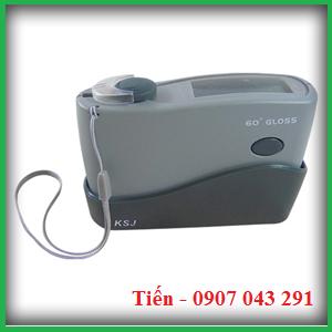Máy đo độ bóng bề mặt màng sơn góc 60 MG6-F1 hãng KSJ