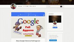 Cara Cepat Daftar akun Google AdSense Cuma 10 hari Dari Awal sampai Full Approve