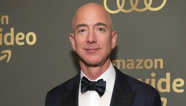 Jeff Bezos Is The Richest Man in the World for The Fourth Consecutive Year