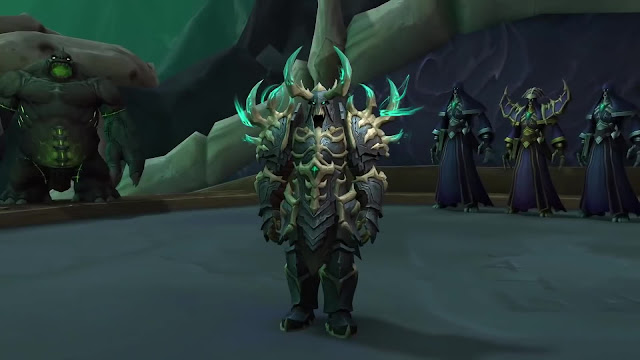 WORLD OF WARCRAFT: SHADOWLANDS womb