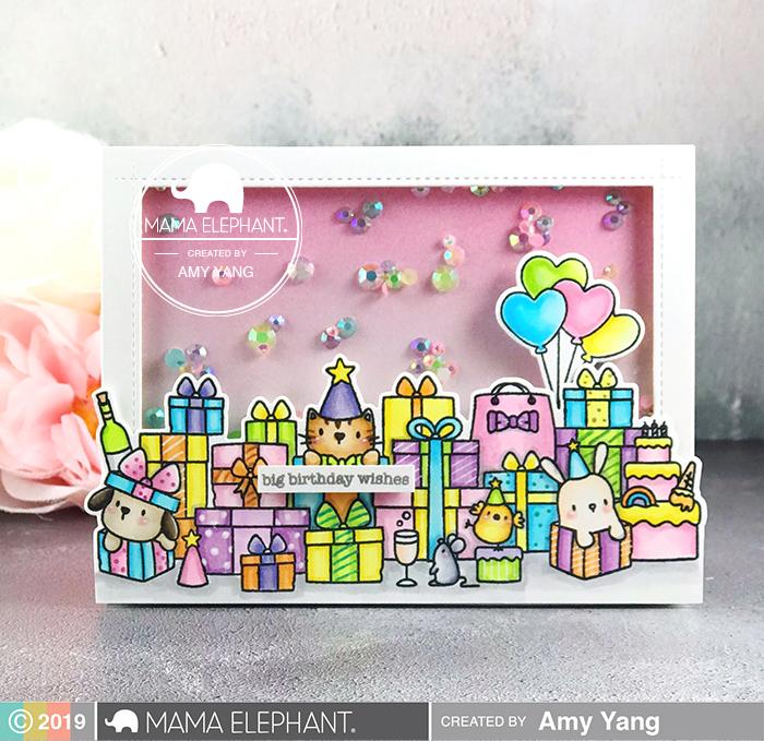mama elephant The Birthday Bash에 대한 이미지 검색결과