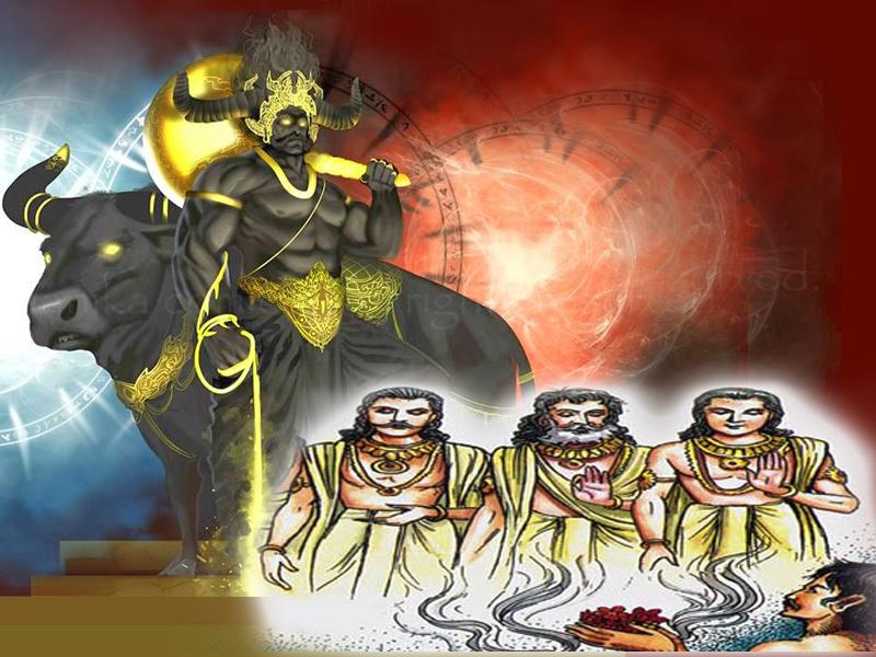 పితృదేవతారాధన - Ancestors Worship