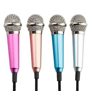 Tips Memilih Microphone Untuk Karaoke