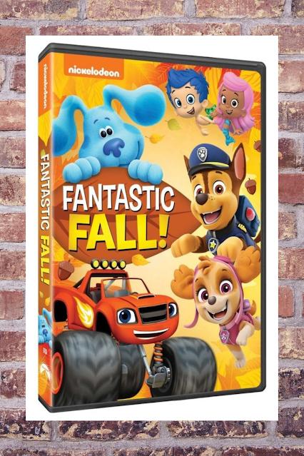 Nick Jr Fantastic Fall DVD Movie