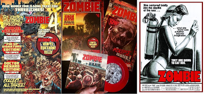 Lucio Fulci's ZOMBIE #4 (Eibon Press)