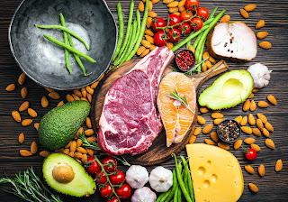 النظام الغذائي الكيتون عالي البروتين: