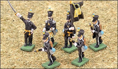 GHQ 10mm Napoleonic picture 6
