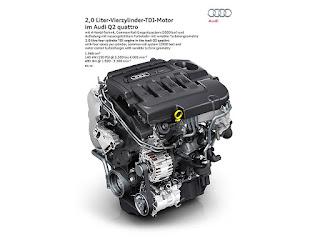 motori audi q2 diesel tdi gasolio