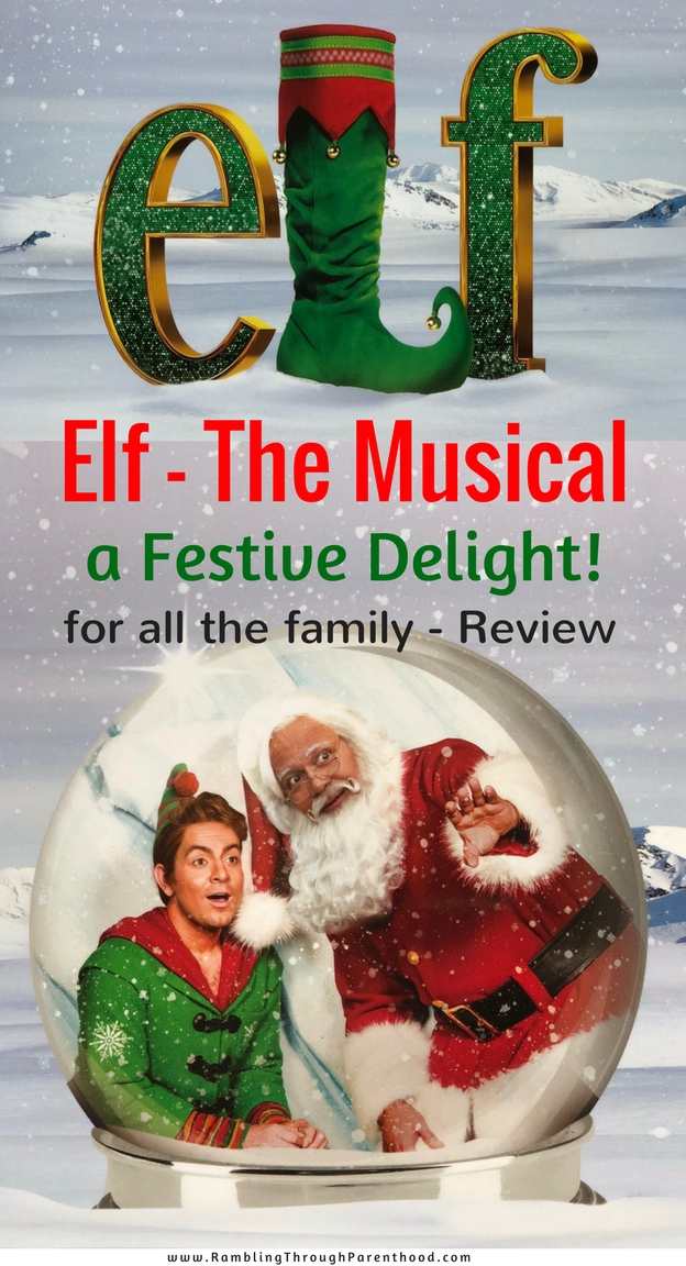 If you already have tickets to watch Elf, be assured you are in for a treat. If you haven't bought them yet, all I can say is this. If you are looking for a feel-good, festive, family-friendly outing to get you in the Christmas spirit, go watch Elf – The Musical at The Lowry. We may not know it, but we all need a big, warm hug sometimes.
