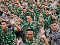 Sahhhhh... ULP TNI-Polri Tahun 2018 Resmi Naik Rp. 10.000,- menjadi Rp 60.000,-/hari