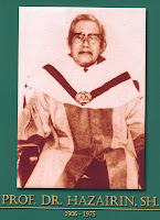 gambar-foto pahlawan nasional indonesia, Prof.DR. Hazairin SH