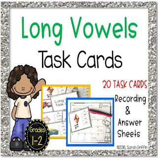 https://www.teacherspayteachers.com/Product/Long-Vowels-Task-Cards-SCOOT-ELA-center-3987082