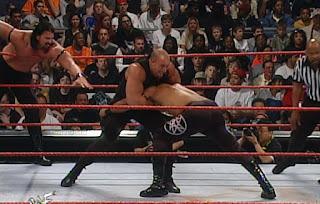 WWF Backlash 2000 - The Acolytes faced Bull Buchanan and Big Boss Man