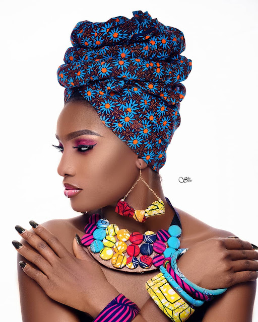 Image result for 2019 ankara headwraps