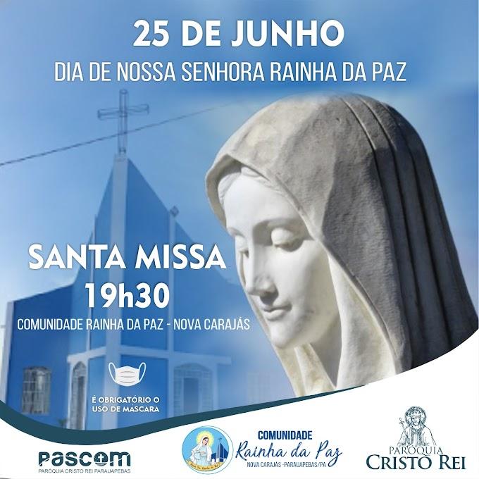 Festejo de Nossa Senhora Rainha da Paz - Nova Carajás