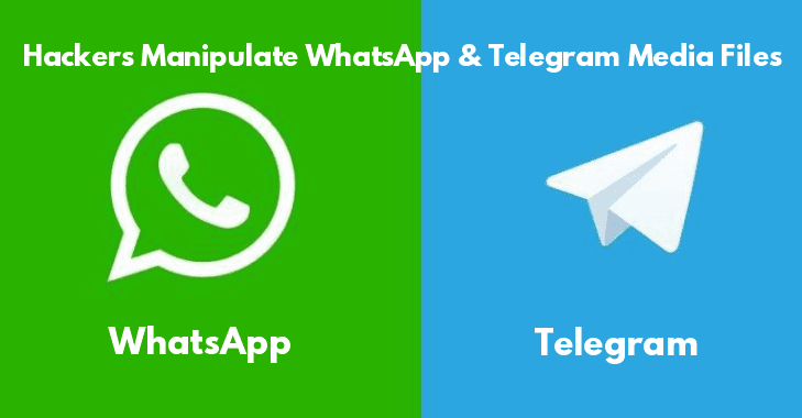 Media File Jacking – New Flaw Let Hackers Manipulate  WhatsApp and Telegram Media Files in Android