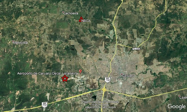 Novos tremores de terra são registrados em Caruaru. Já são 132 tremores em pouco mais de um mês