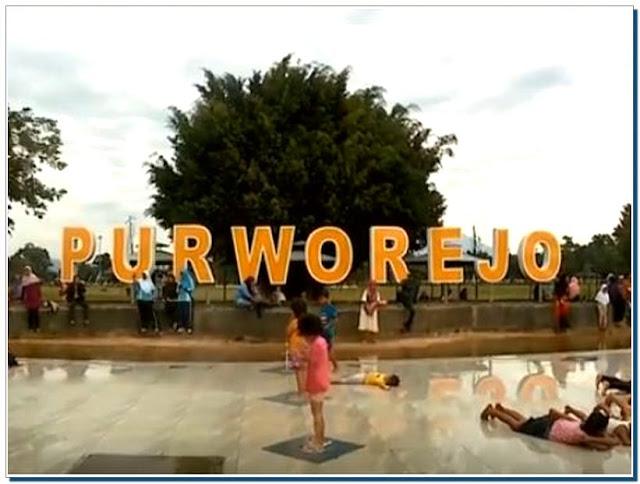 Wisata Alun-alun Purworejo