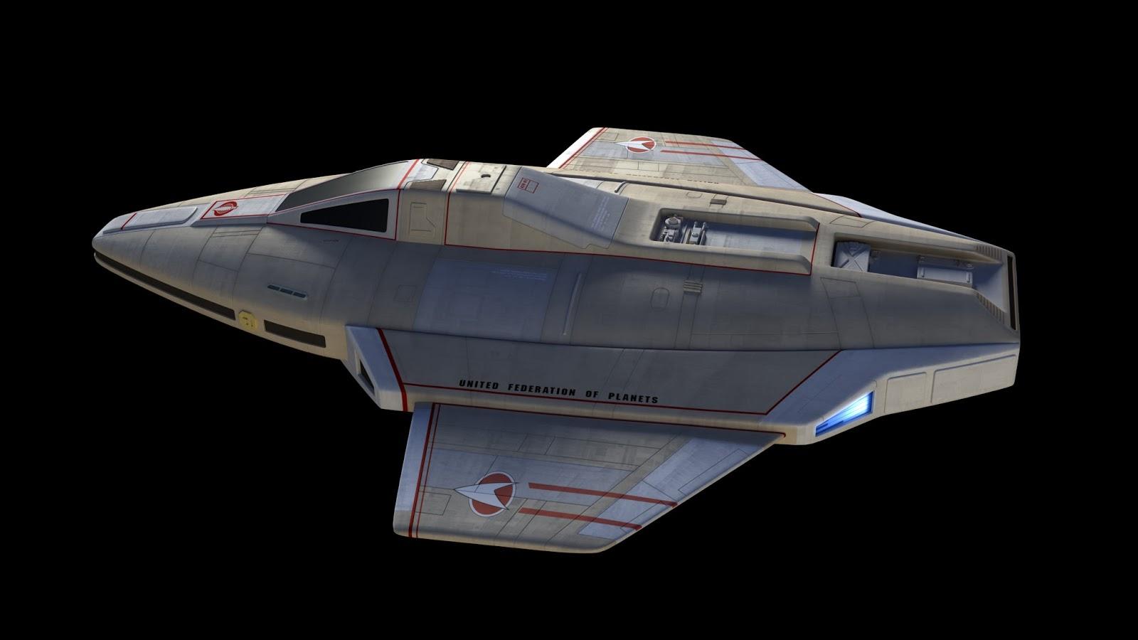 The Trek Collective: Eaglemoss' Starfleet Academy trainer ...