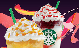 Starbucks discount Handcrafted Beverage Monday Friday