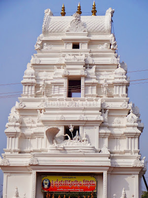 Sri Anantha Padmanabha Swamy Temple in Ananthagiri Hills