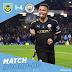 Gabriel Jesus scored twice as Manchester City thrashed Burnley