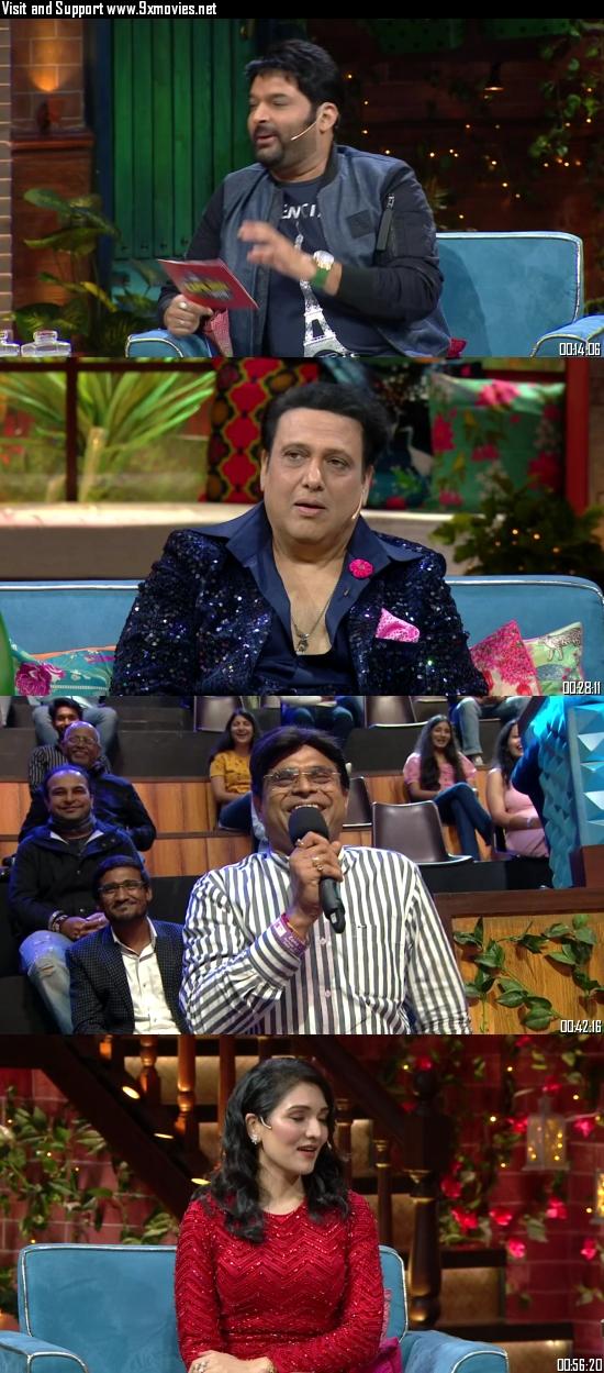 The Kapil Sharma Show 12 September 2021 HDTV 720p 480p 300MB