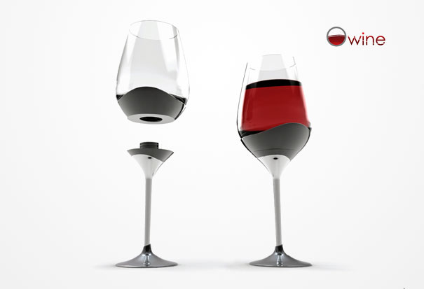 Evolverre one glass For every drink2