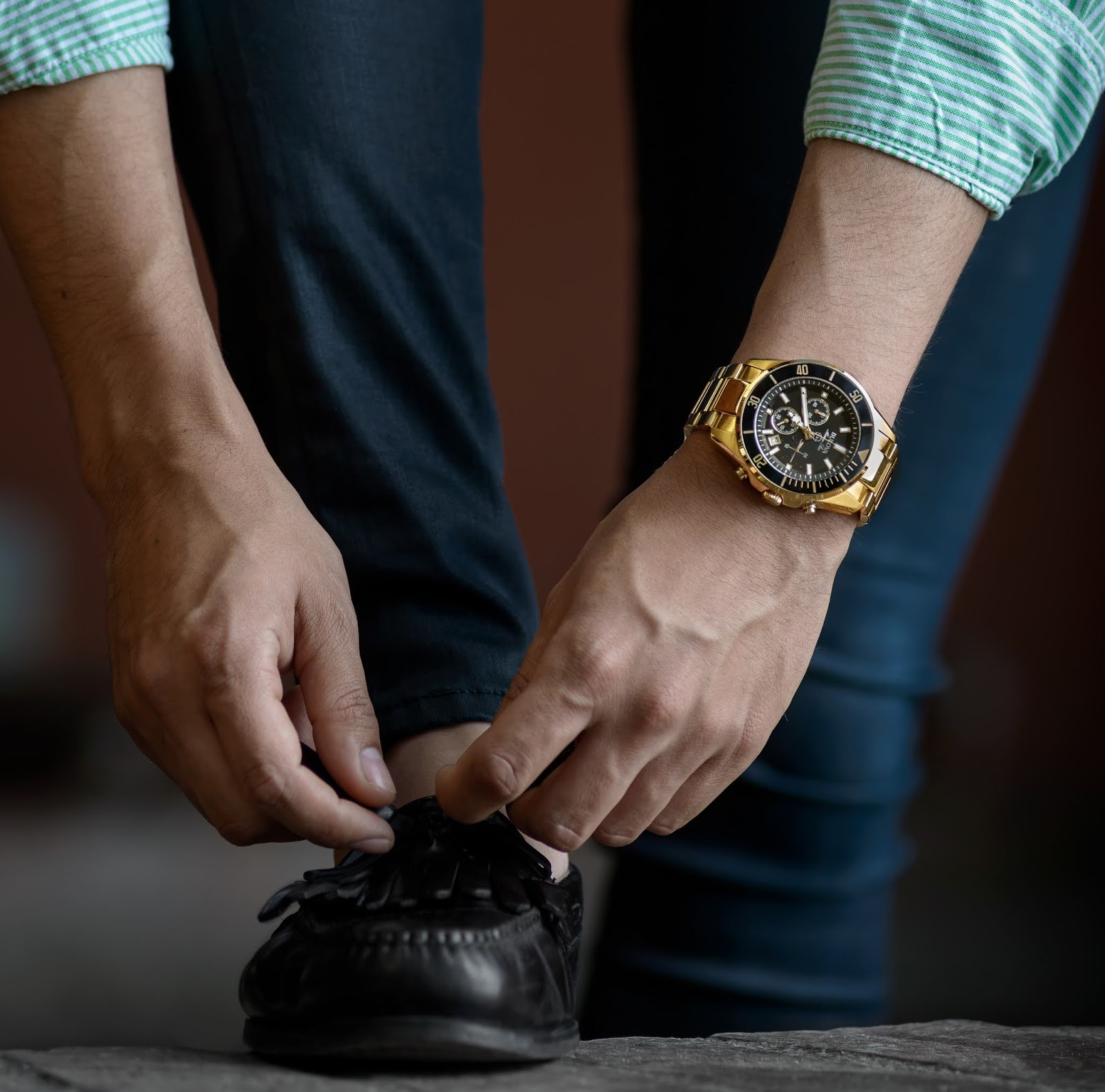 Wristwatch DP for