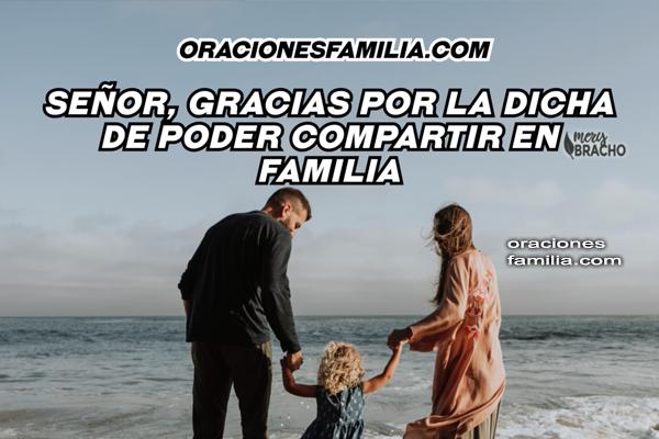 imagen con oracion por la familia cristiana catolica merybracho plegaria