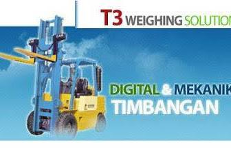 Lowongan Kerja PT. T3 Weighing Solution Pekanbaru Agustus 2019