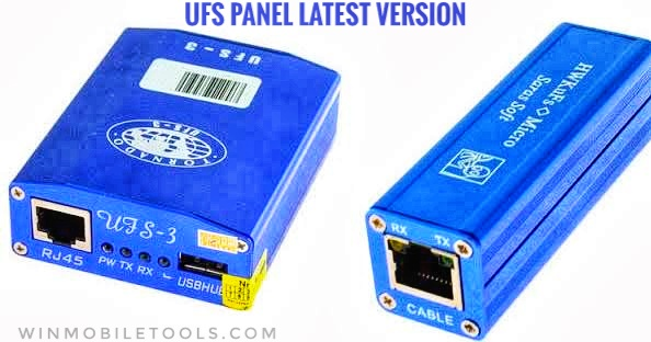 UFS Panel Latest Version V2.3.0.9 Full Setup Free Download