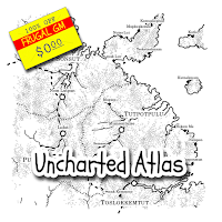 Free GM Resource: Random Maps from Uncharted Atlas