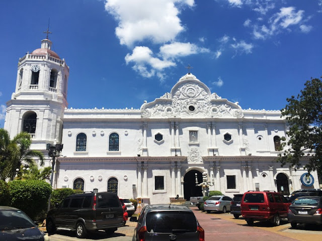 Cebu Metropolitan Cathedral at daytime