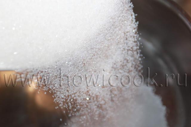 рецепт домашнего зефира с черной смородиной с пошаговыми фото