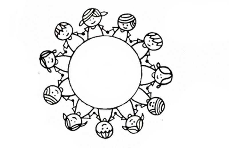 Blog Professor Zezinho Desenhos Para Colorir No Dia Da Crianca