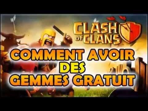 clash of clans triche gemmes illimit%c3%a9 fran%c3%a7ais androidiosipadpc 2014