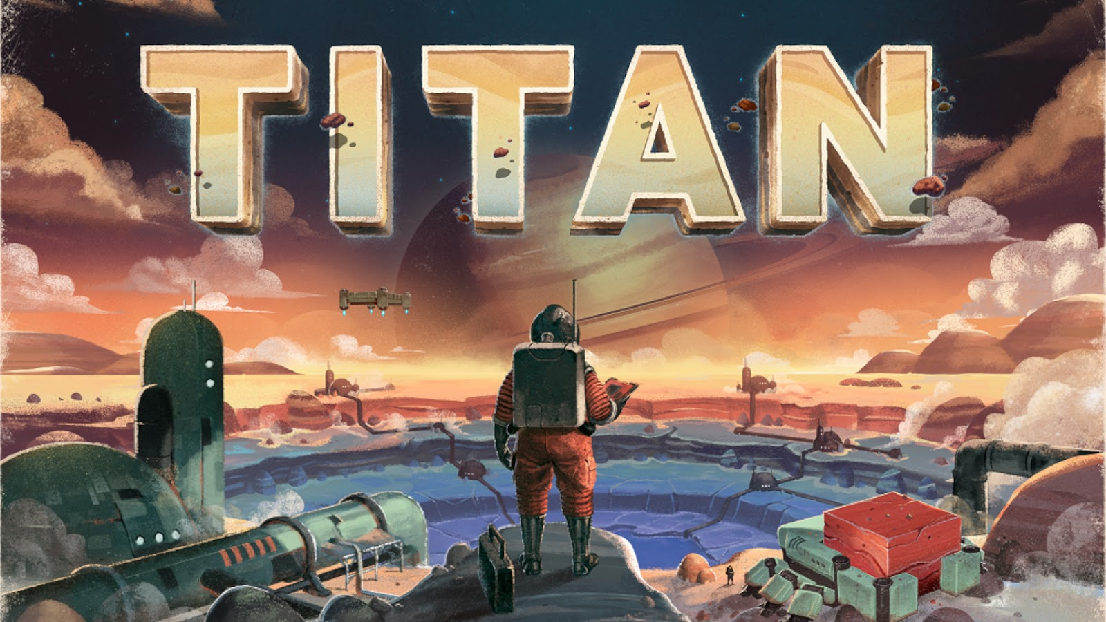Kickstarter Highlights - Titan