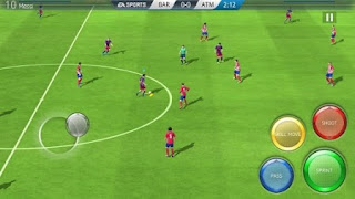 FIFA 16 Ultimate Team for android