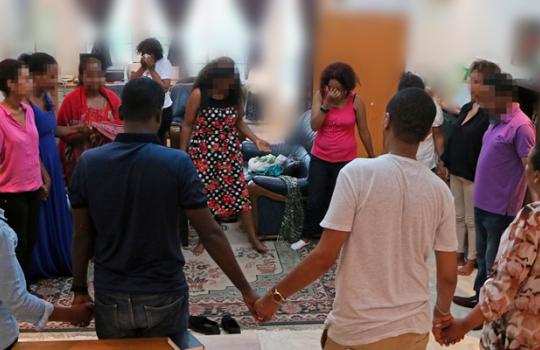 +Grupo de 20 cristãos é preso na Eritreia