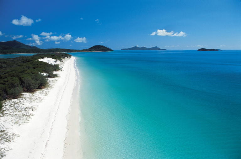 Top Five Beaches In Australia