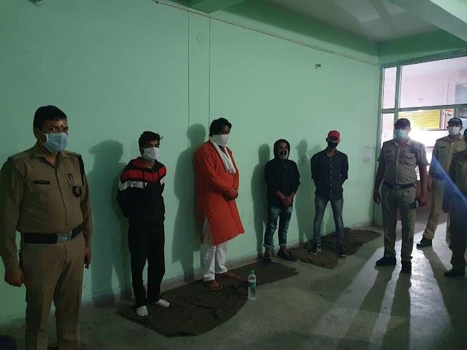 बड़ी खबर-सीएम की मौत की अफवाह उड़ाने वाले नवीन भट्ट समेत चार लोगों को पुलिस ने किया गिरफ्तार