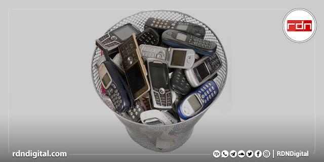Qué hacer con un celular viejo